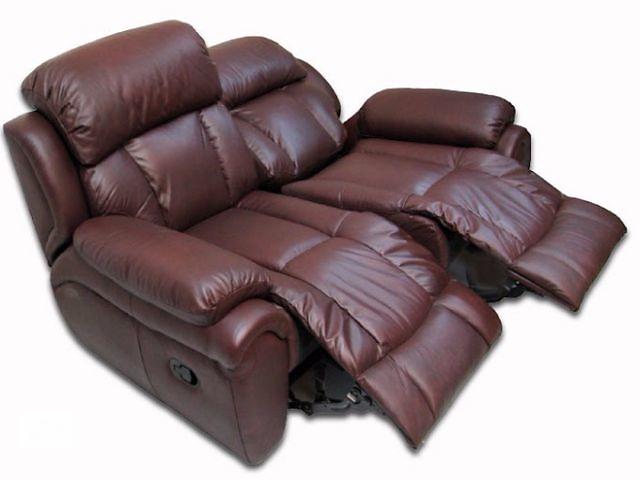 Кожаный диван Boston 2р в наличии- объявление о продаже  в Киеве