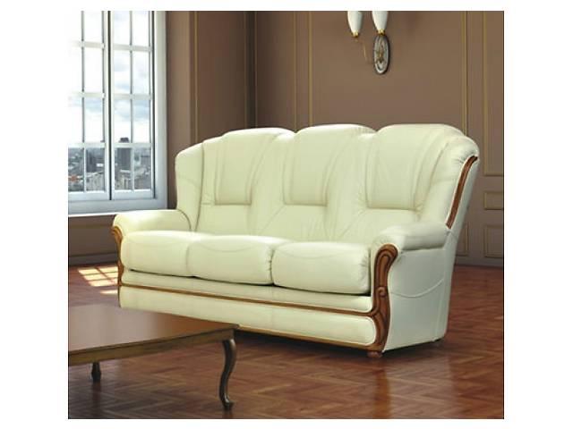 кожаный комплект ,Diana, мягкая мебель Польша, кожаный диван- объявление о продаже  в Дрогобыче