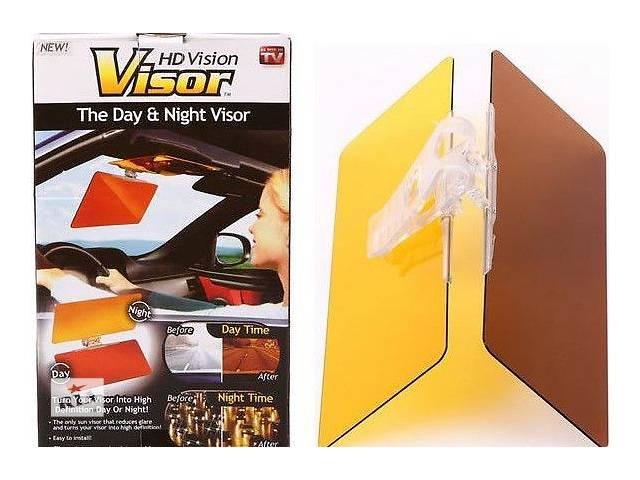 купить бу Козырек для автомобиля HD Vision Visor в Киеве