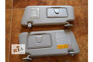 б/у Козырьки солнцезащитные Suzuki Grand Vitara