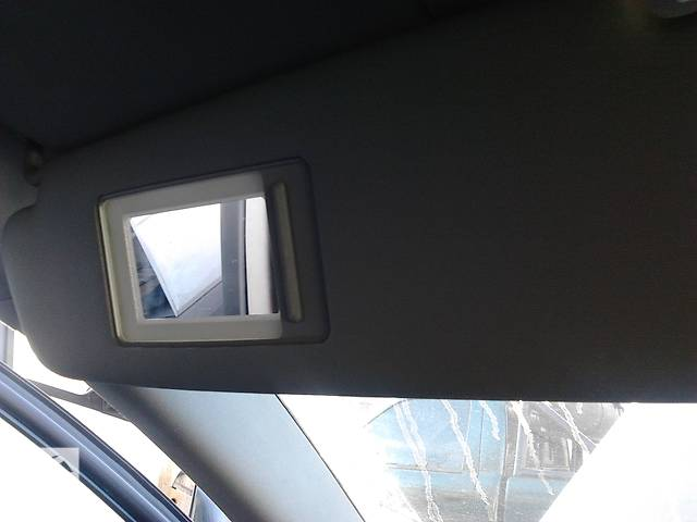 продам Козырёк солнцезащитный Volkswagen Touareg Туарег 2003-2009 бу в Ровно
