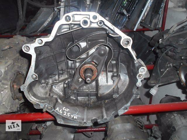 Кпп для Audi A6 1999, 2.5tdi, CUS- объявление о продаже  в Львове