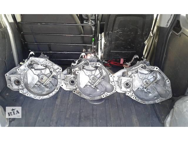 бу  КПП для легкового авто Fiat Doblo 1.2;1.3;1.4;1.6;1.9;2.0 в Ровно