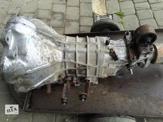 бу  КПП для легкового авто Hyundai H 200 2.5 tdi в Бориславе