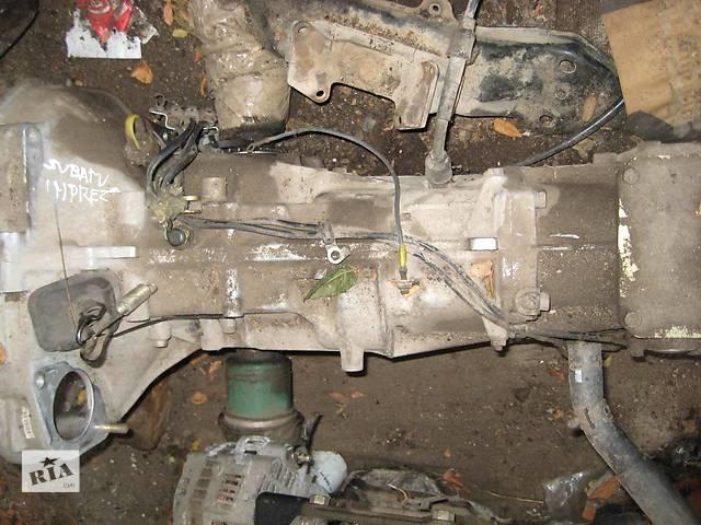 купить бу  КПП для легкового авто Subaru Impreza в Львове