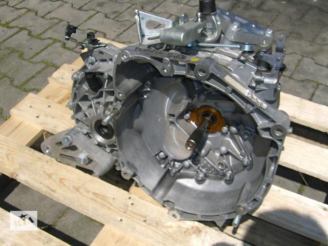 бу КПП Fiat Doblo (Фиат Добло) 2.0 в Киеве