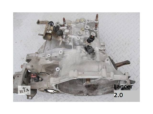 бу КПП механика Mitsubishi Lancer IX 2.0 в Киеве