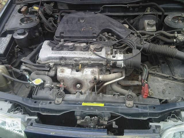 бу КПП Nissan Primera 1.6 моноінжектор, 1992-1994 час. ДЕШЕВО!!!! в Ужгороде