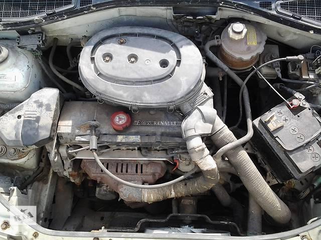 продам КПП Renault Clio 1.4 карб, 1992 год. дешево!! бу в Ужгороде