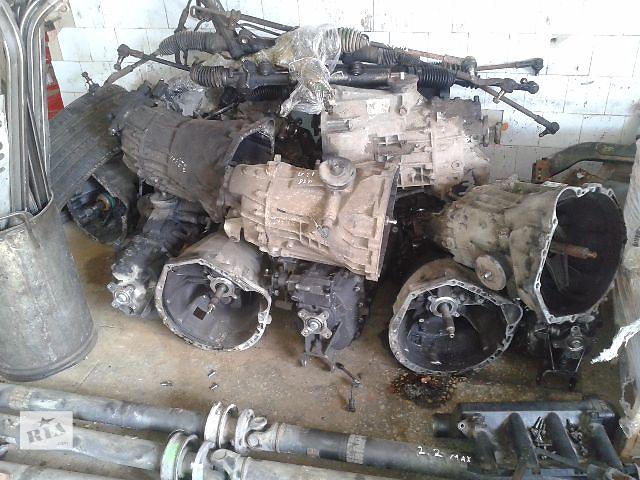 купить бу КПП для грузовика Renault Master 2,5 в Звенигородке (Черкасской обл.)