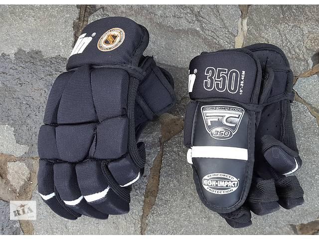 Краги (хоккейные перчатки) детские.- объявление о продаже  в Коломые