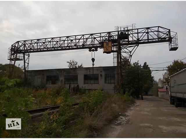 купить бу Кран козловой ЗРМЗМ-20-32 в Харькове