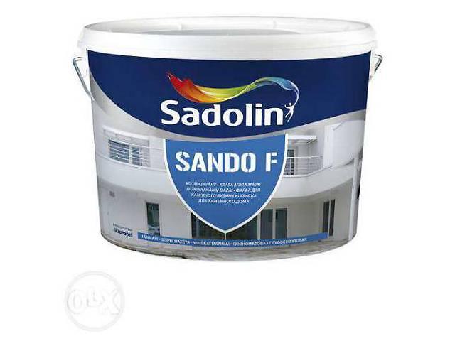 Краска для фасада SANDO F- объявление о продаже  в Киеве