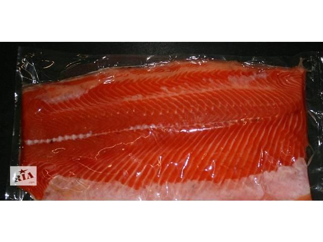 бу Красная рыба Семга 300г в Днепре (Днепропетровск)