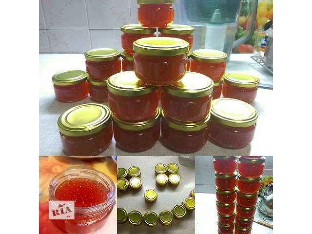 продам Красная икра пород лососевыхСлабосолёная,шикарная на вкус бу в Киеве