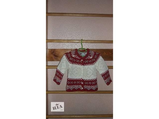 Красивая теплая кофта для девочки- объявление о продаже  в Сумах
