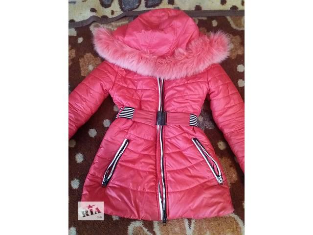 продам Красивая зимняя куртка!! бу в Виннице
