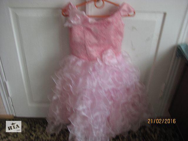 Красивое платьице- объявление о продаже  в Хмельницком