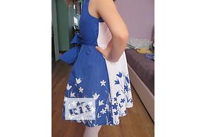 б/у Детские нарядные платья Sela