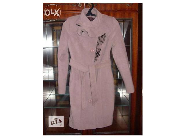 купить бу Красивое нежное пальто в Житомире
