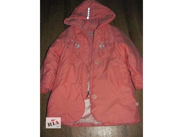 продам Красивое пальто на девочку бу в Мариуполе