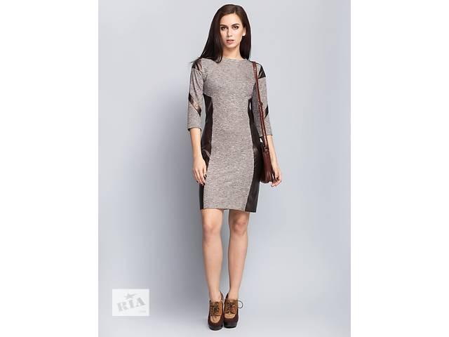 продам Красивое платье приталенного кроя, 48 р. бу в Киеве