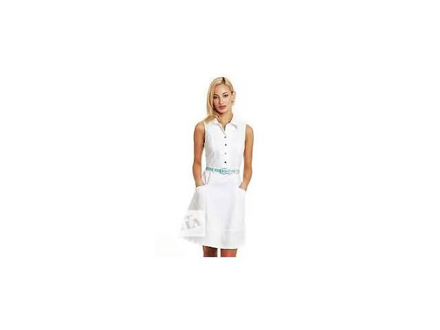 купить бу Красивое летнее платье привезено из Америки фирмы Sharagano, 48-50р. в Киеве