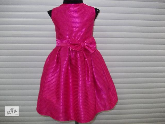 бу Красивое нарядное платье на рост 122,128. в Житомире