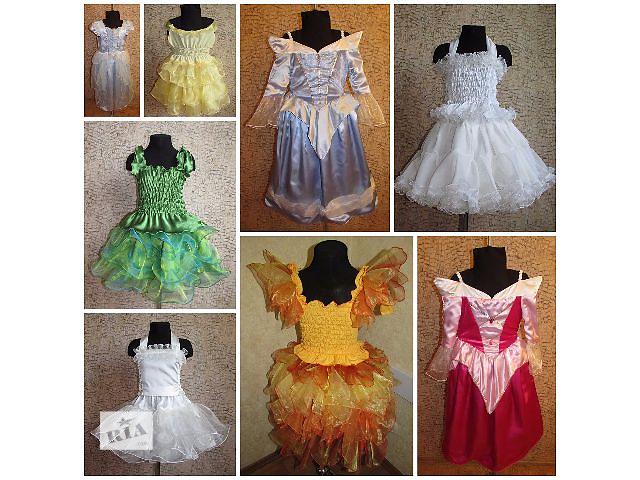 продам Красивые платья для утренников бу в Одессе