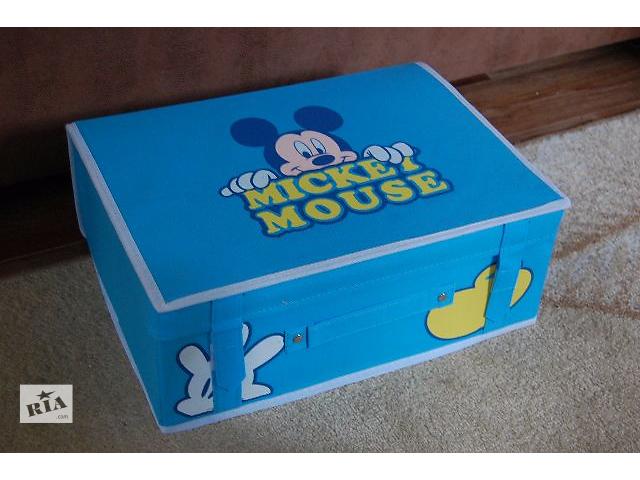 бу Красивый ящик для хранения игрушек в Днепре (Днепропетровск)