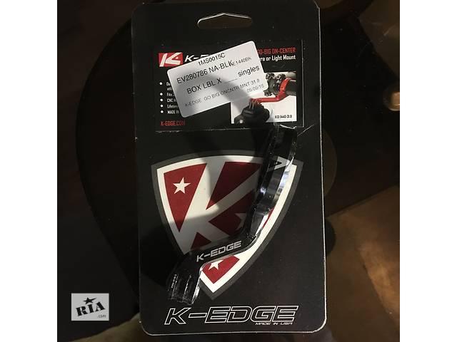 купить бу Крепление для камеры K-Edge Go Big On-Center Mount 31.8mm в Киеве