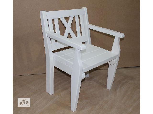 продам Кресла деревянные бу в Киеве