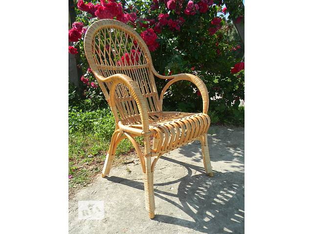 купить бу Кресла из лозы в Чернигове