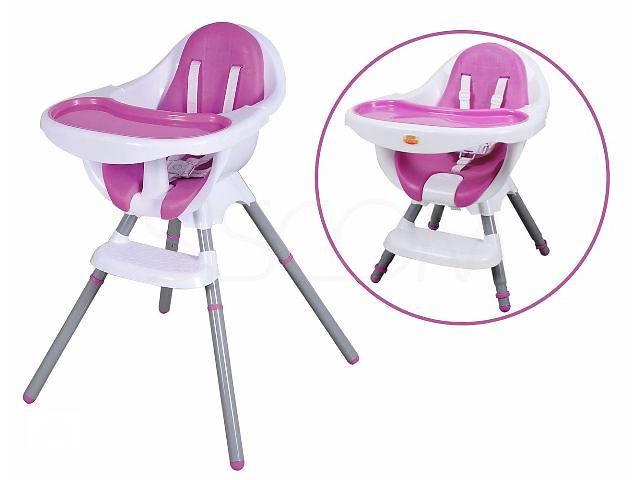 Кресло стульчик для кормление Baby Maxi - Little (фиолетовый, оранжевый, зеленый, желтый). Отправка по Украине- объявление о продаже  в Тернополе