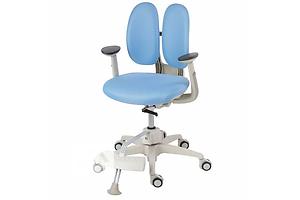 Кресло DUOREST KIDS ORTO AI-50 SPONGE Детское, Ортопедическое,цвет голубой