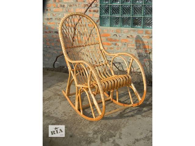 бу плетеные кресла качалки в Чернигове