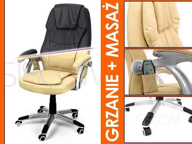 купить бу Кресло для руководителя офисное (компьютерное) массаж Thornet Calviano.Есть в наличии! Отправка по Украине! в Тернополе