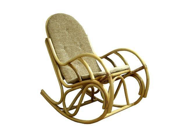 Кресло-качалка из ротанга- объявление о продаже  в Кривом Роге