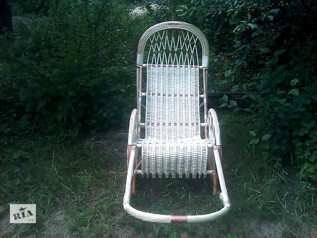 Кресло качалка Закат.- объявление о продаже  в Харькове