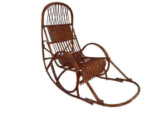 Кресло качалка Закат для Великана- объявление о продаже  в Харькове