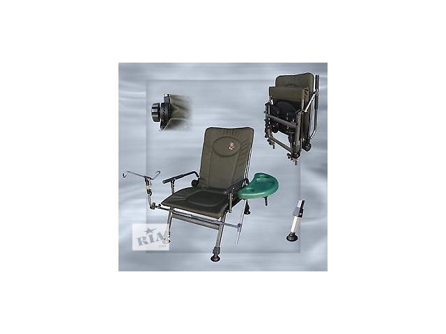 Кресло карповое F5R ST\P с обвесом M-Elektrostatyk- объявление о продаже  в Запорожье
