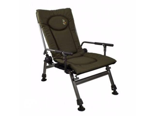 купить бу Кресло карповое рыбацкое F5R.POD M-Elektrostatyk в Запорожье