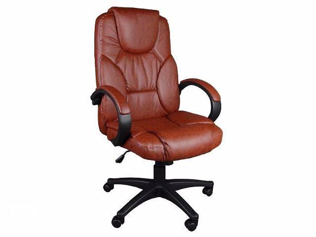 Кресло офисное GlobalPlayers PR003 (коричневый). Новые.- объявление о продаже  в Тернополе