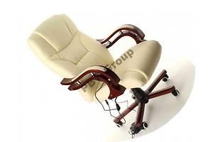 Кресло офисное для руководителя массаж и подогрев PRESIDENT PBT есть в наличии, доставка по Украине 1-3дн.