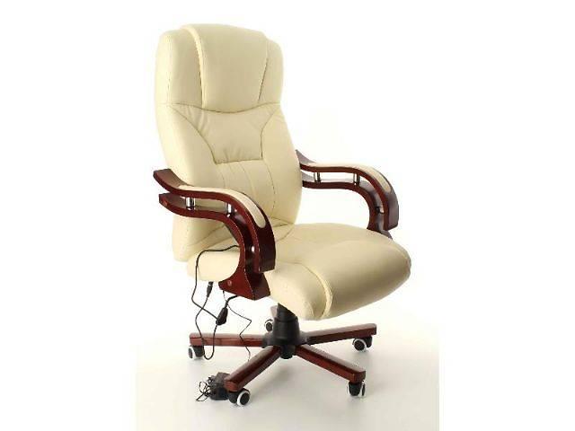 бу Кресло офисное для руководителя массаж President PBT есть в наличии, доставка по Украине в Тернополе