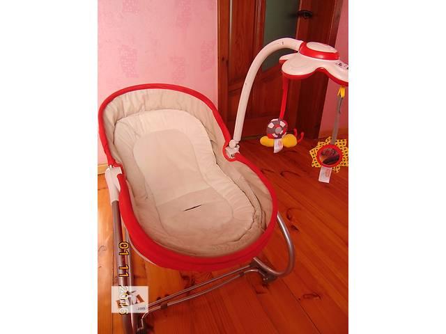 Кресло-качалка Tiny Love 3 v 1 для вашего малыша- объявление о продаже  в Вышгороде
