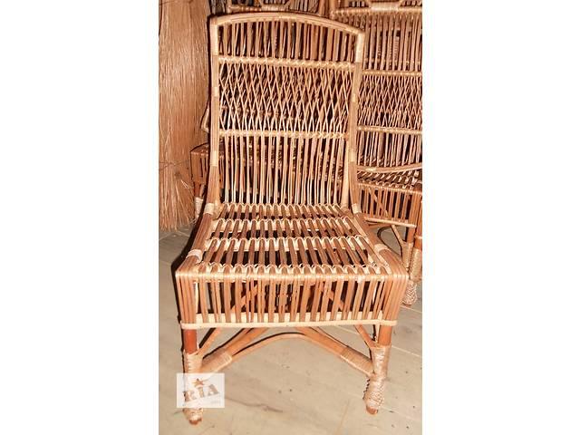 Кресло из лозы- объявление о продаже  в Львове