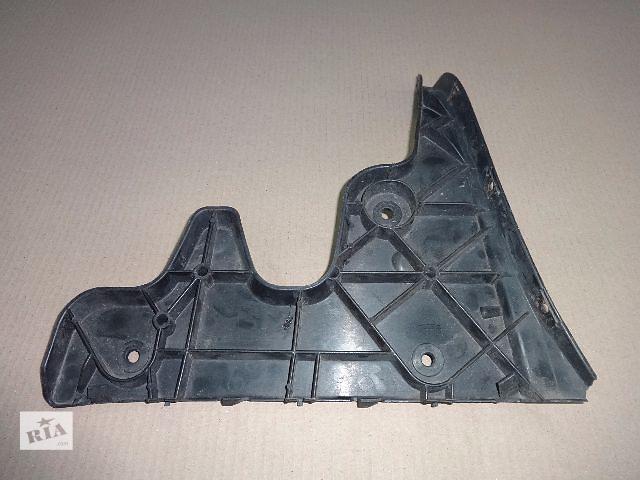 продам кронштейн бампера для седана Audi A6, 2007, 4F5807454, 4F5807453 бу в Львове