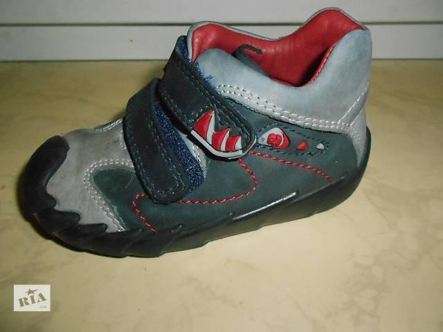 купить бу кроссовки, ботинки, бренд Еlefanten, 21 размер, стелька 13,5 см,Германия в Николаеве