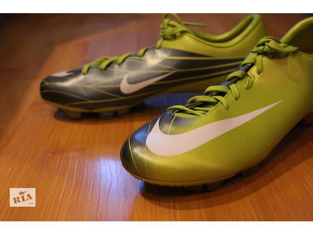 Кроссовки для футбола NIKE, Мercurial, Меркурий.- объявление о продаже  в Днепре (Днепропетровск)